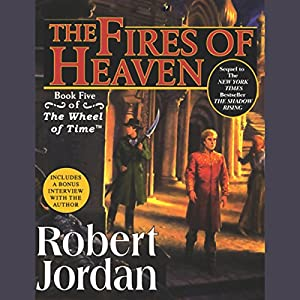The Fires of Heaven Audiobook