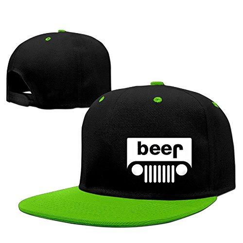 Beer Hip Hop Logo Hat Plain Strapback Hat (30 Pack Of Beer compare prices)