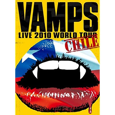 VAMPS LIVE 2010 WORLD TOUR CHILE [DVD]をAmazonでチェック!
