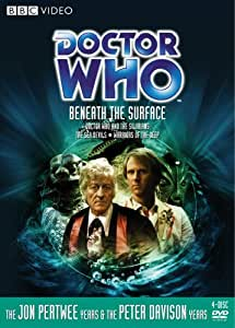 Doctor Who - Beneath The Surface (Doctor Who And The Silurians / The Sea Devils / Warriors Of The Deep)
