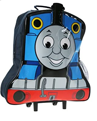 Trade Mark Collections Thomas Traditional Shaped Wheeled Bag by Trade Mark Collections