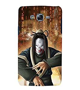 printtech Anime Villian Character Back Case Cover for Samsung Galaxy A7 / Samsung Galaxy A7 A700F