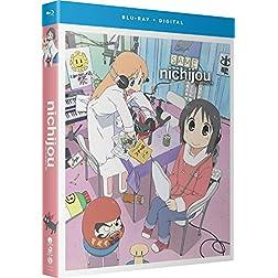 Nichijou: My Ordinary Life - The Complete Series [Blu-ray]