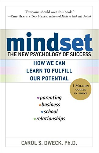 Mindset: The New Psychology of Success ISBN-13 9780345472328