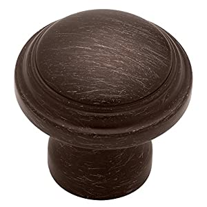 Liberty P15569C-VBR-C 32mm Domed Raised Panel Cabinet Hardware Knob