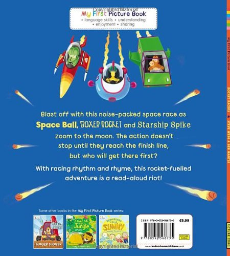 Rocket Racers (My First Picture Book)