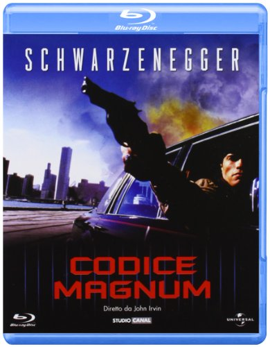 Codice Magnum [Blu-ray] [IT Import]