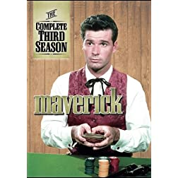 Maverick: The Complete Third Season