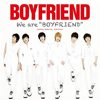 "We are ""BOYFRIEND\"