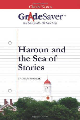 haroun essay What he wrote in his essay 'in good faith' in imaginary homelands about the  satanic verses can be applied without any difficulty to both haroun and the sea  of.