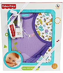 Fisher Price Apparel Gift Boxes Pink