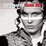 cover of The Essential Adam Ant