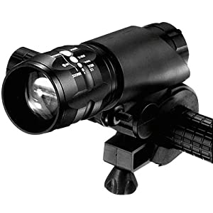 #1 LED Bike Light on Amazon - FREE TAILLIGHT - No Tools Needed Attaches in Seconds -... by Xtreme Bright