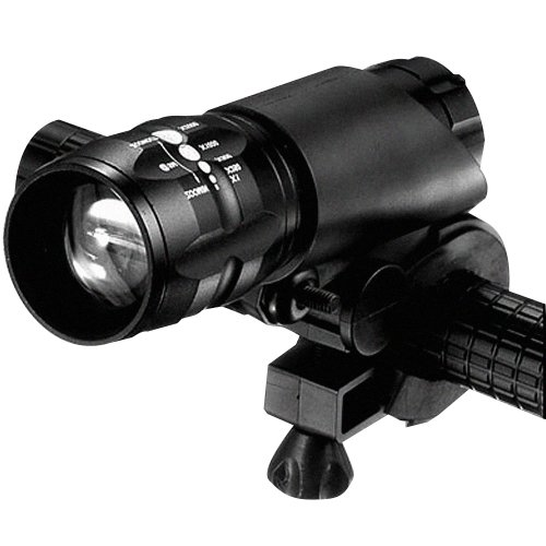 Xtreme Bright Led Bike Light - Free Taillight - No Tools Needed Attaches In Seconds - Great For Street, Mountain, And Children'S Bicycles - Lifetime Warranty