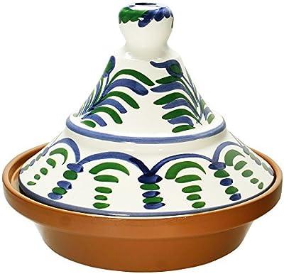 Reston Lloyd 91905 2-Quart Terra Cotta Tagine, Large by Reston Lloyd