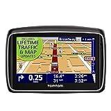 TomTom GO 740TM LIVE 4.3-Inch Bluetooth Portable GPS Navigator (Lifetime Traffic & Maps Edition)