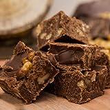 Halls Chocolate Walnut Fudge, 1 Pound