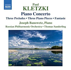 Piano Concerto Three Preludes
