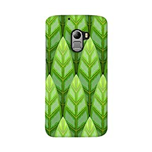 ArtzFolio Green Leaf Wood : Lenovo K4 Note Matte Polycarbonate ORIGINAL BRANDED Mobile Cell Phone Protective BACK CASE COVER Protector : BEST DESIGNER Hard Shockproof Scratch-Proof Accessories