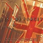 Lest We Forget CD