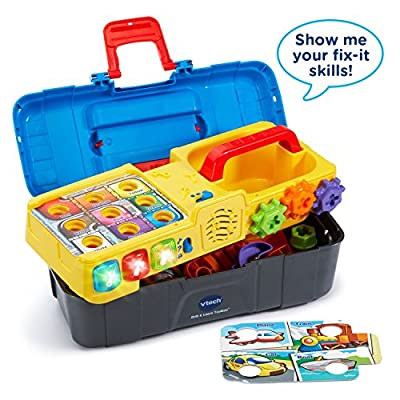 VTech Drill and Learn Toolbox by V Tech