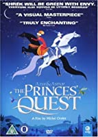 Azur and Asmar: The Prince's Quest [Import anglais]