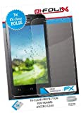AtFoliX FX-Clear Crystal-Clear Screen Protector for Huawei Ascend G330 Pack of 3 Top quality: Made in Germany.