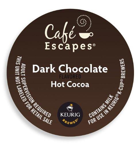 Keurig K Cups Cafe Escapes front-631154
