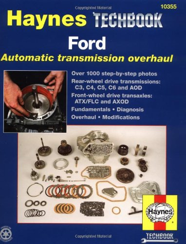 Ford Automatic Transmission Overhaul (Ford Transmission Books compare prices)