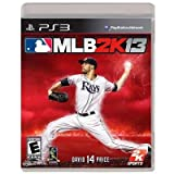 Take-Two Mlb 2K13 Ps3