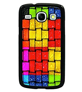PRINTSWAG CLORFUL PATTERN Designer Back Cover Case for SAMSUNG GALAXY CORE i8262