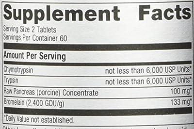 Metagenics Protrypsin Tablets, 120 Count