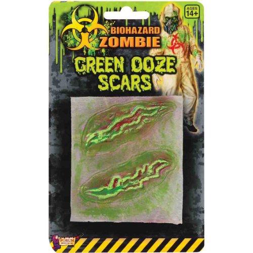Bio-Hazard Zombie Scar Two Scar 1 Count - 1