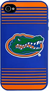 Buy Forever Collectibles NCAA Florida Gators Silicone Hard Apple iPhone 4 4S Case by Forever Collectibles
