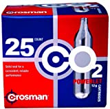 Crosman 12 Gram CO2 (25 Cartridges)