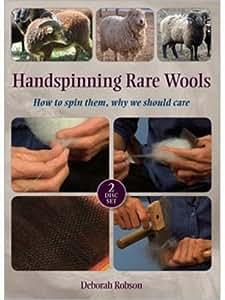 Handspinning Rare Wools