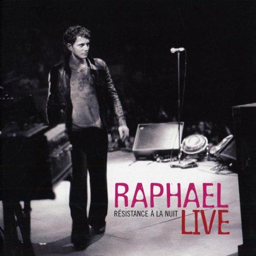 Raphael - Resistance A La Nuit Live (2 Dvd)
