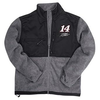 Tony stewart leather jacket