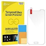 JETech Galaxy S5 Pellicola Protettiva ultra resistente in vetro temperato per Samsung Galaxy S5 - 0830