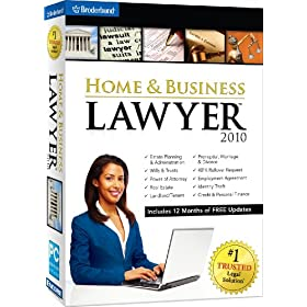 Home & Business Lawyer 2010