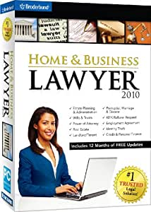 Home & Business Lawyer 2010 - Old Version