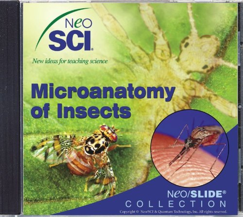 Neo/Sci Microanatomy Of Insects Neo/Slide Software, Individual License front-127714