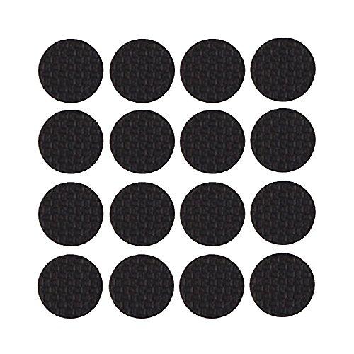 RotSale-16x-Kreisfrmig-Anti-Rutsch-Pad-Matte-Kunststoff-Rutschhemmer-fr-Mbel-Sofa-Tisch-Antirutschmatte-Gleitstopper