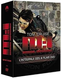 Mission Impossible : La quadrilogie