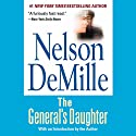 The General's Daughter (       UNABRIDGED) by Nelson DeMille Narrated by Scott Brick