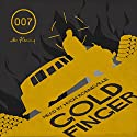 Goldfinger (with Interview) Audiobook by Ian Fleming Narrated by Hugh Bonneville