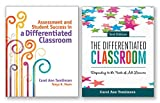 img - for Differentiated Instruction 2-Book Set: The Differentiated Classroom, 2nd ed., & Assessment and Student Success in a Differentiated Classroom book / textbook / text book