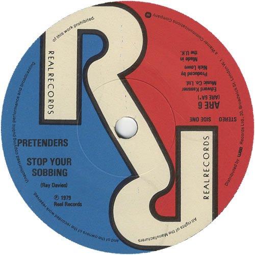 Pretenders - Stop Your Sobbing - Zortam Music
