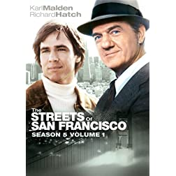 Streets of San Francisco: Season Five, Vol. 1