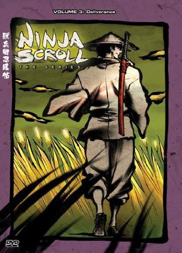 Ninja Scroll - The Series (Vol. 3) movie